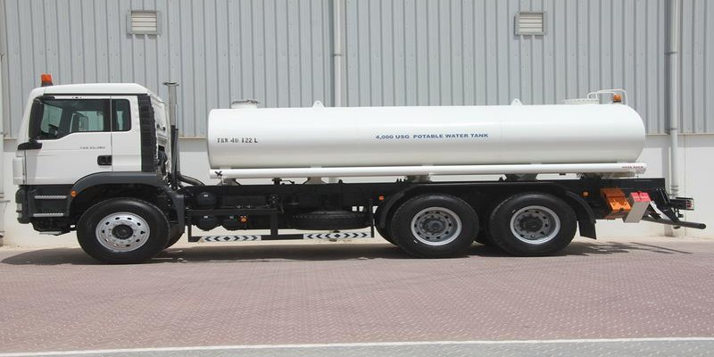 Water Supplier in Dubai